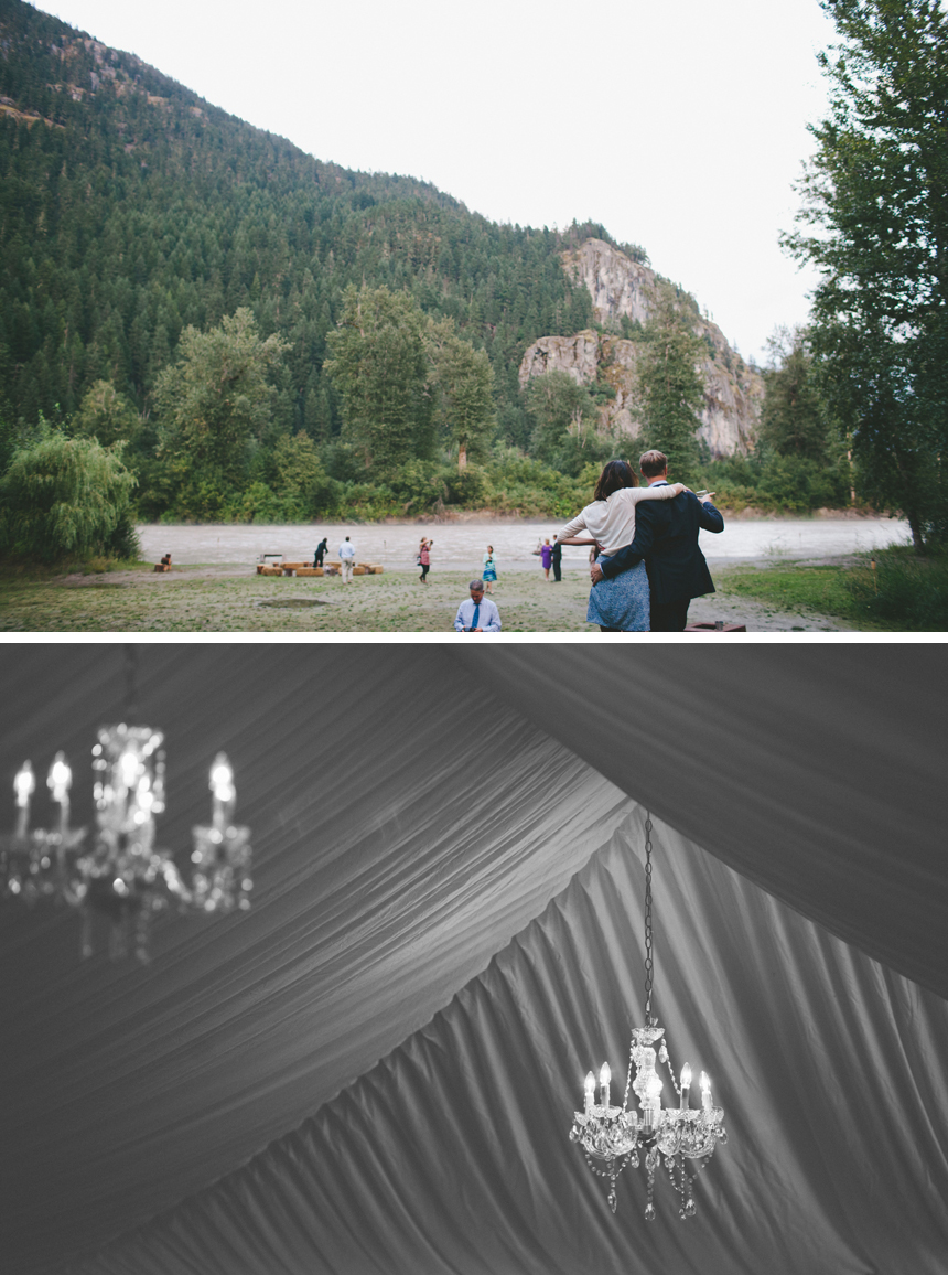 Pemberton Outdoor Wedding