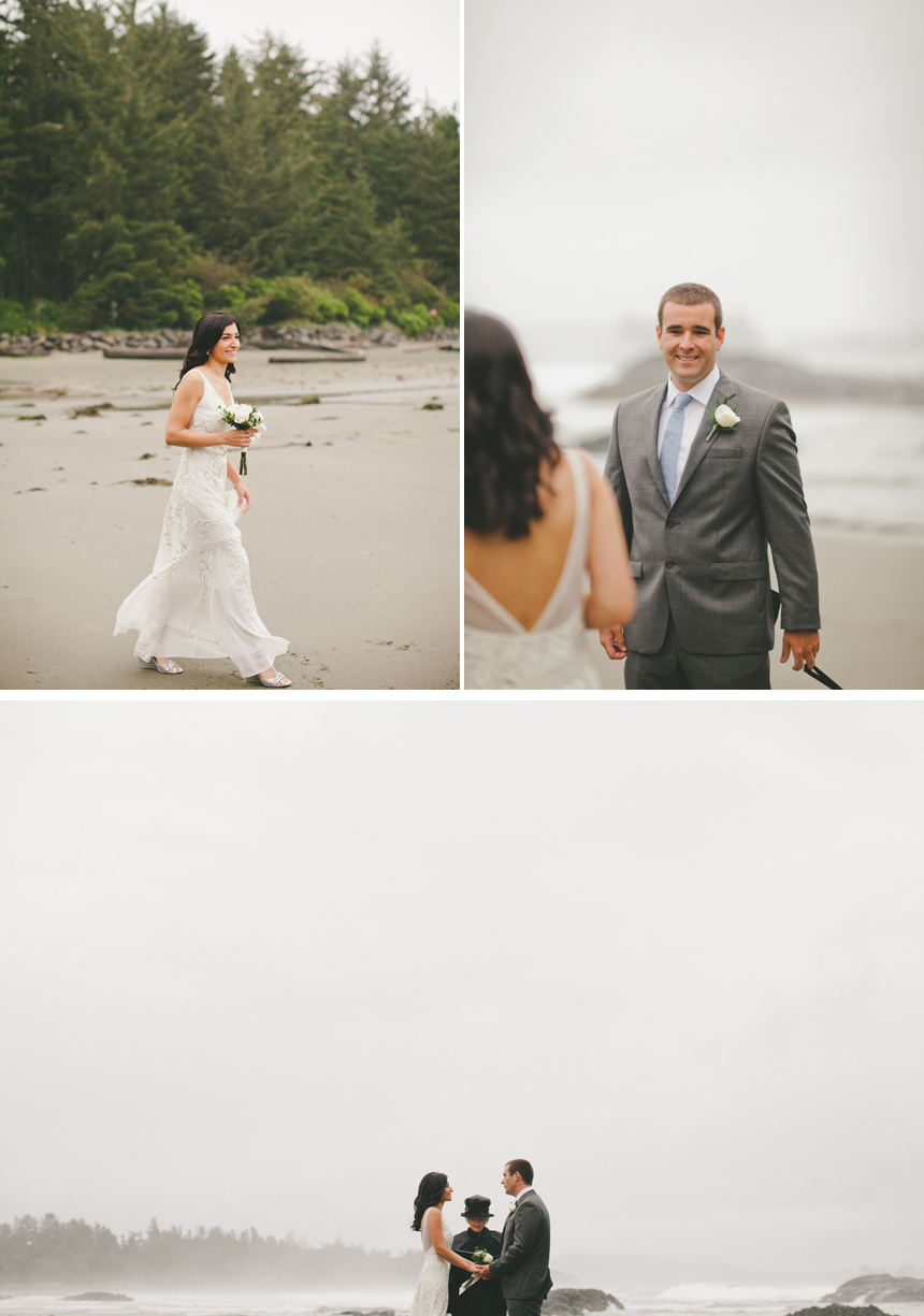 Wickaninnish Inn Elopement Photography