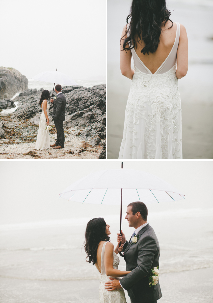 Tofino Beach Elopement