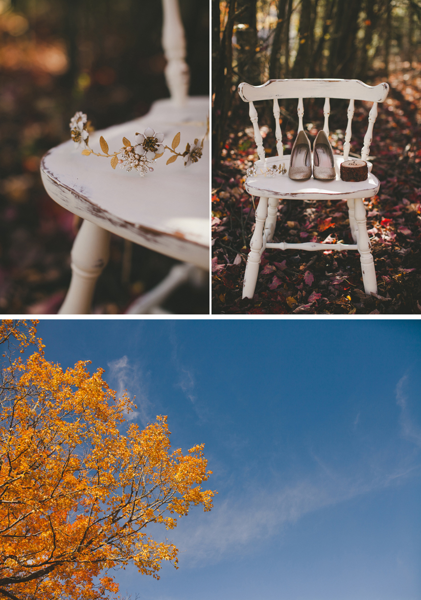 Fall East Coast Wedding
