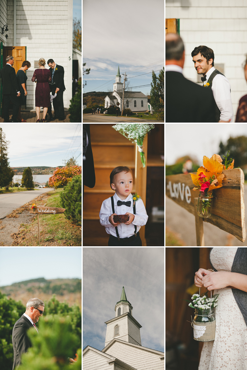 New Brunswick Wedding Photographer