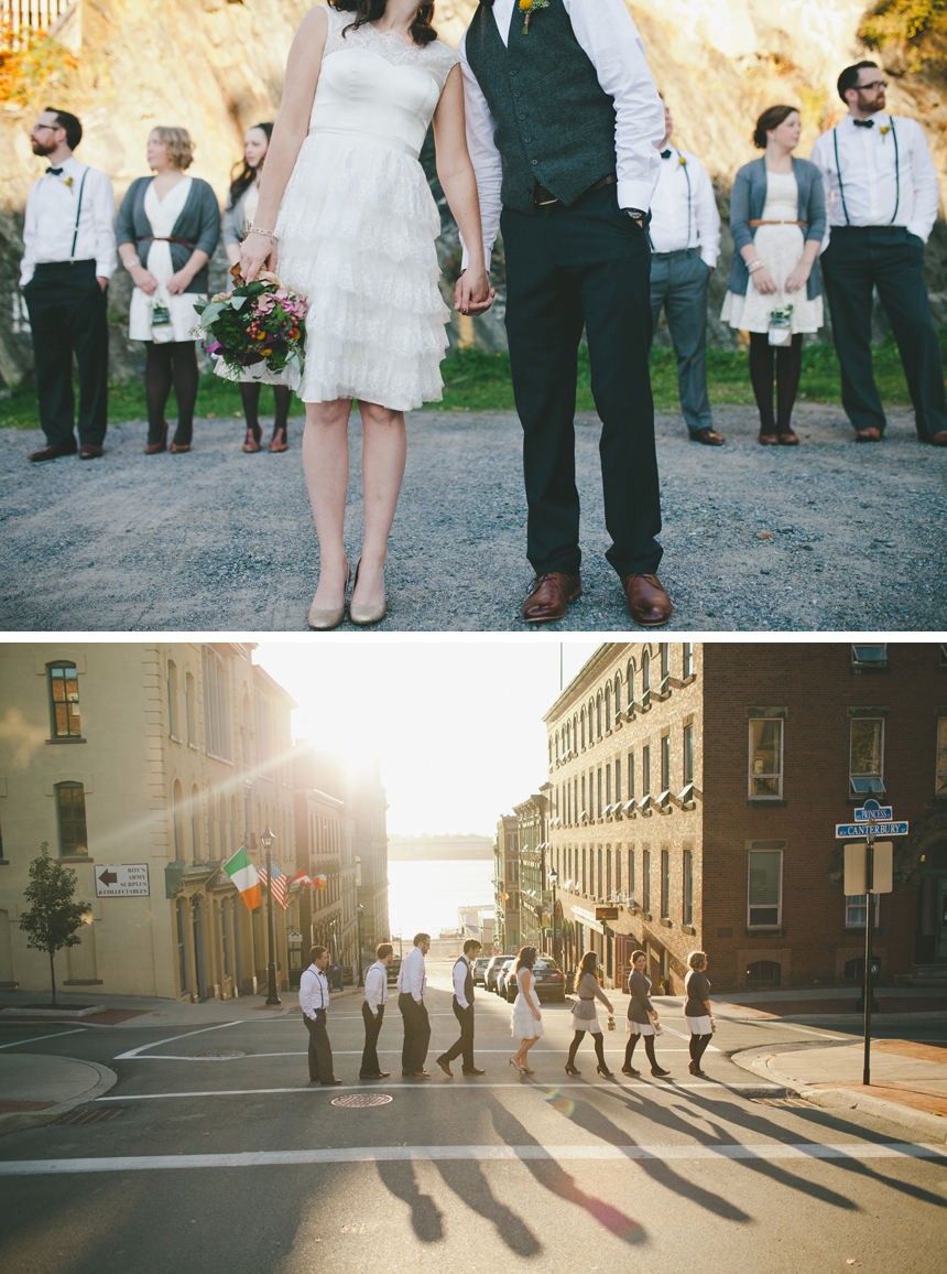 Saint John Wedding Portraits