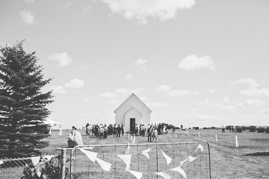Prairie DIY Wedding Photography