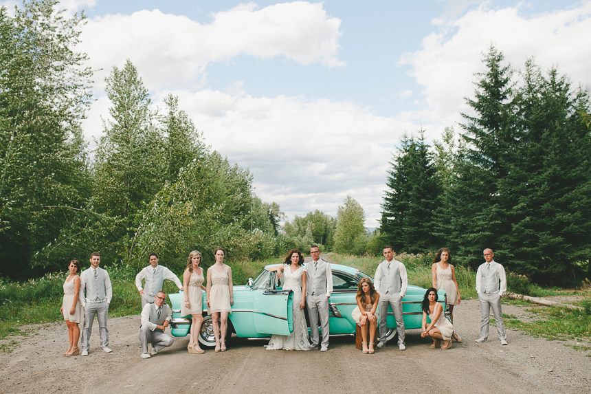 Crowsnest Pass Wedding Photographer