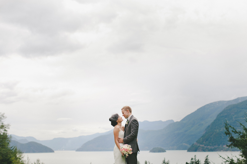 Howe Sound Wedding Photography