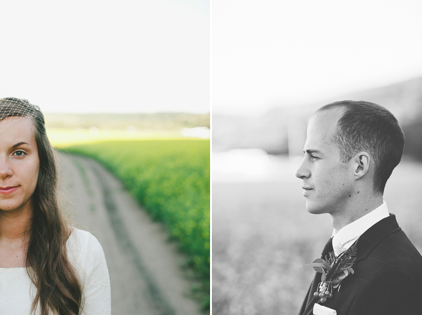 Alberta Prairie Destination Wedding