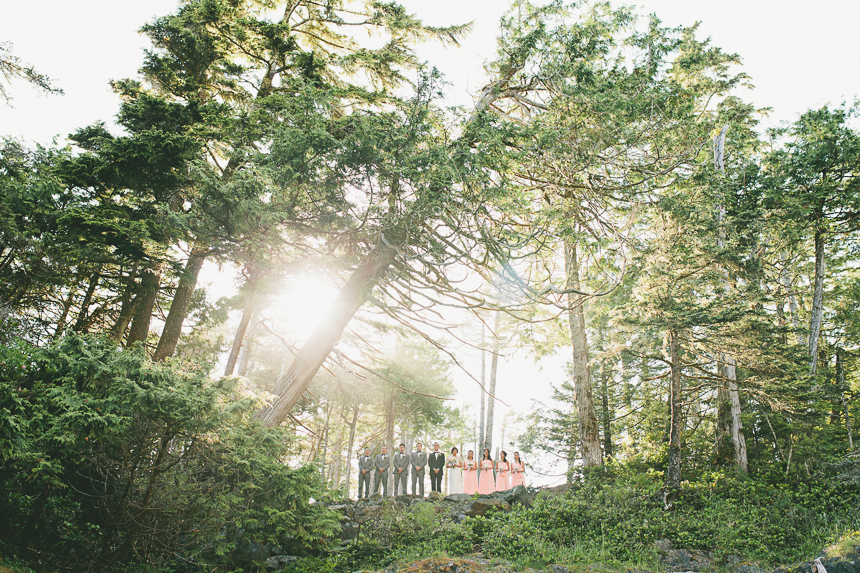 Ucluelet Destination Wedding Photographer