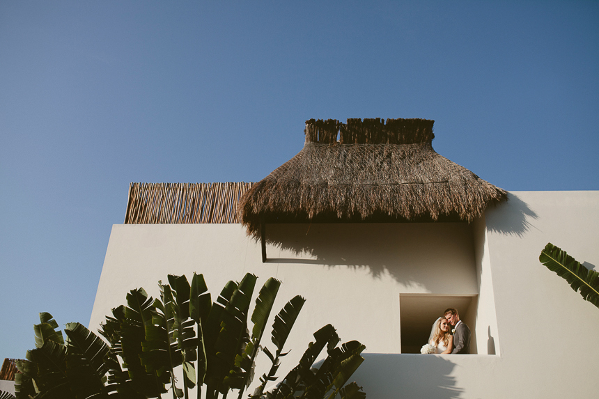 Azul Beach Resort Wedding Photographer