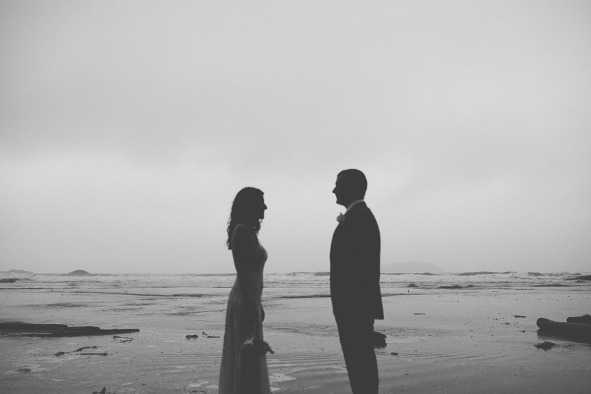 Tofino Elopement Photographer