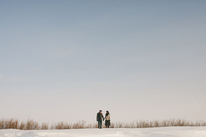 Calgary Wedding Photographers // Shari + Mike