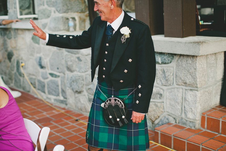 Celtic Wedding Reception