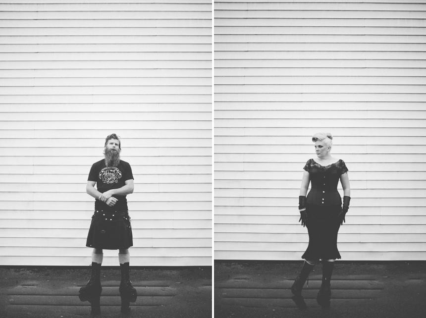 East Van Bride + Groom