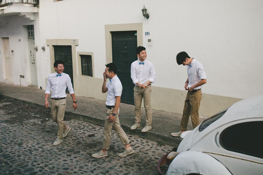 Puerto Vallarta Groomsmen