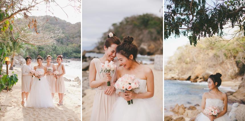 Las Caletas Bridesmaids