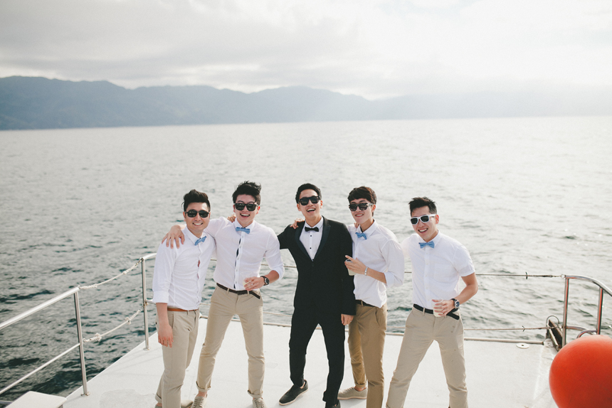 Las Caletas Adventure Weddings