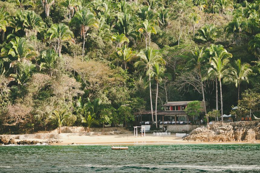 Las Caletas Island