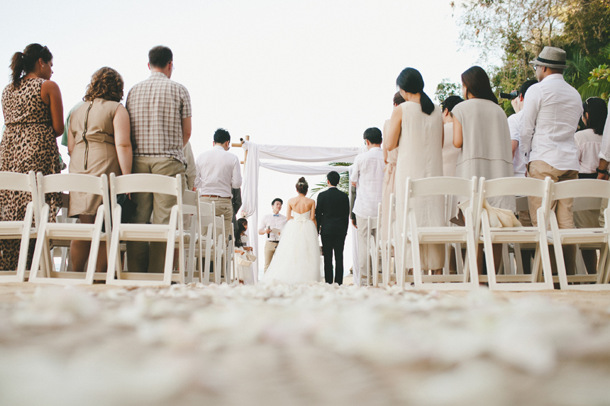 Mexico Adventure Weddings Ceremony