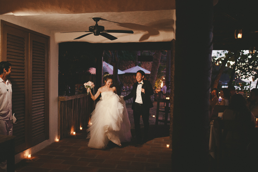 Las Caletas Destination Wedding