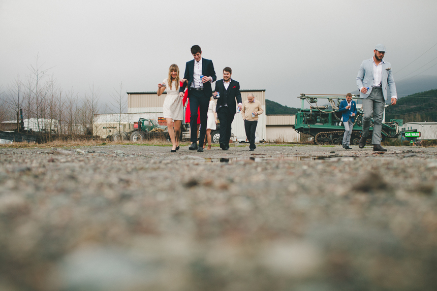 Vancouver Australian Destination Wedding