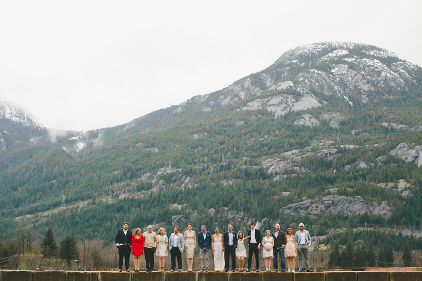 Pacific Northwest Brewery Wedding