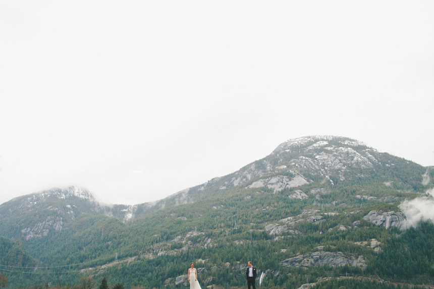 Squamish Destination Wedding Photography