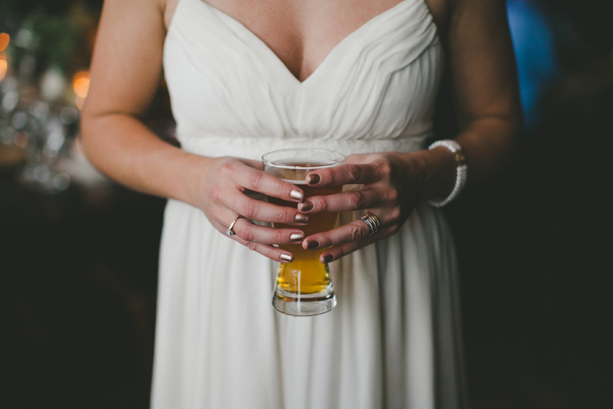 Vancouver Brewery Destination Wedding