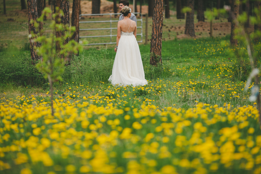 Kelowna Farm Wedding