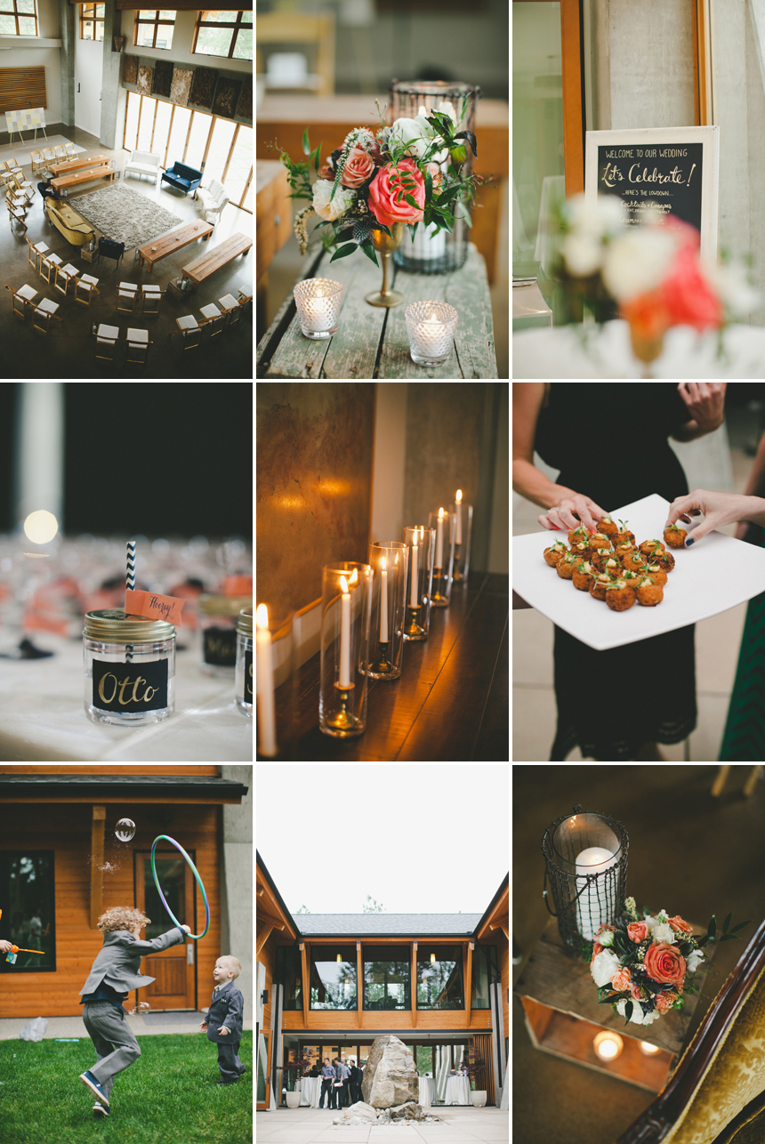 Bottega Destination Wedding Details