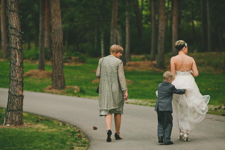 Alpaca Farm Wedding Photos