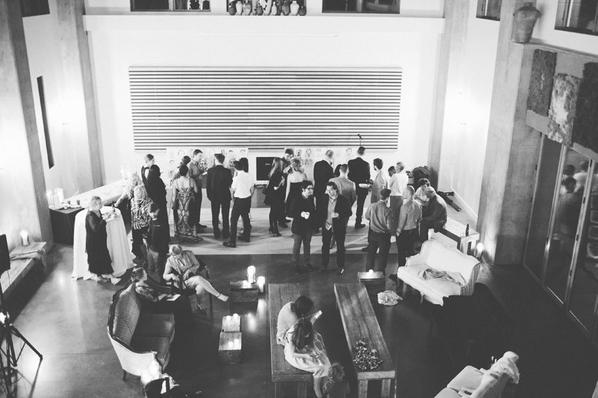 Bottega Wedding Reception