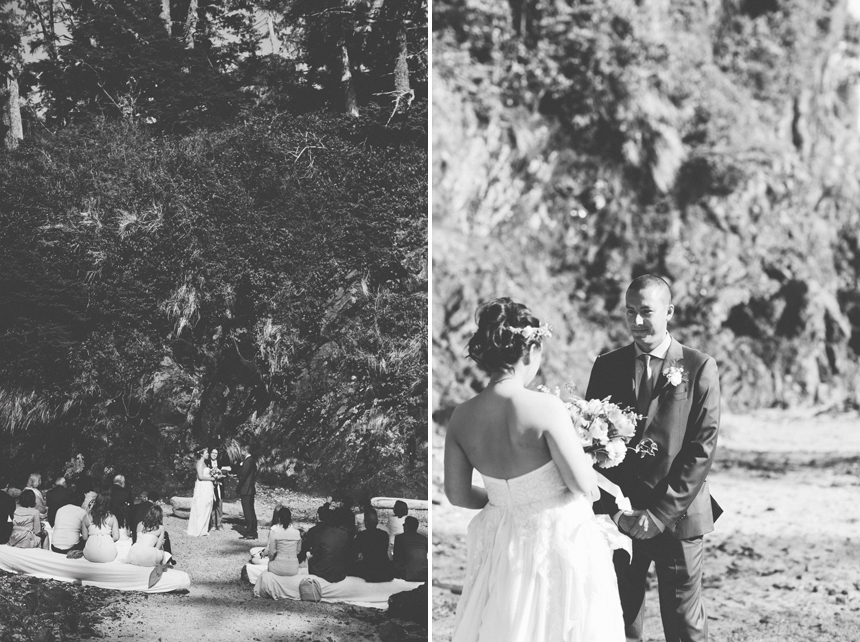 Tofino Intimate Beach Wedding