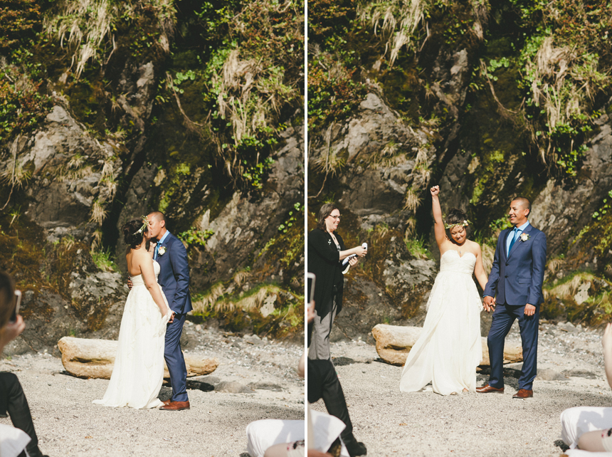 Vancouver Island Destination Wedding