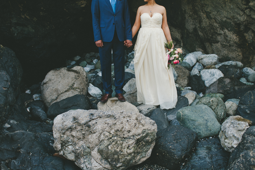 Pacific Northwest Destination Wedding