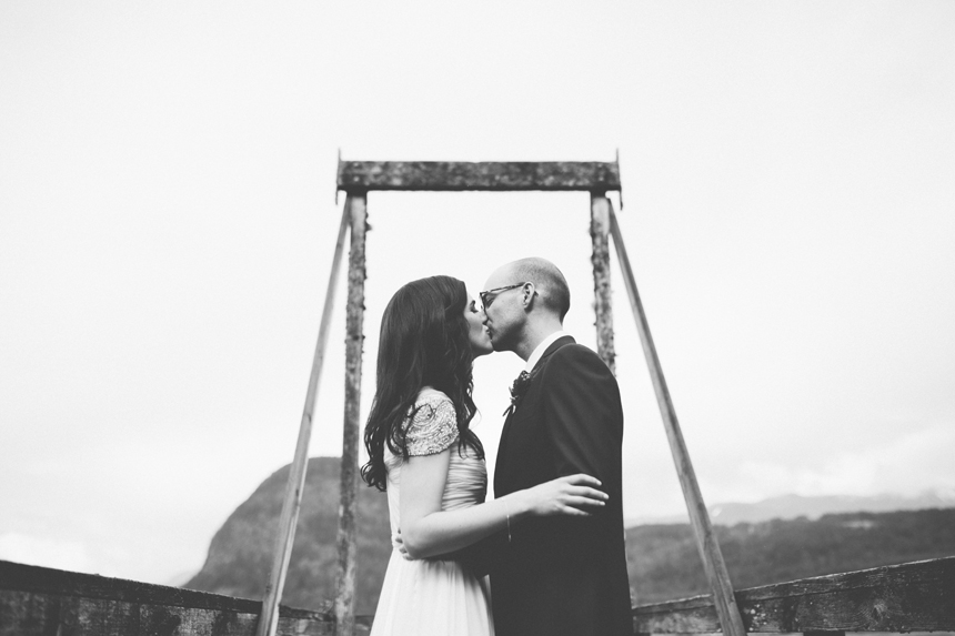 Sonora Island Wedding Portraits