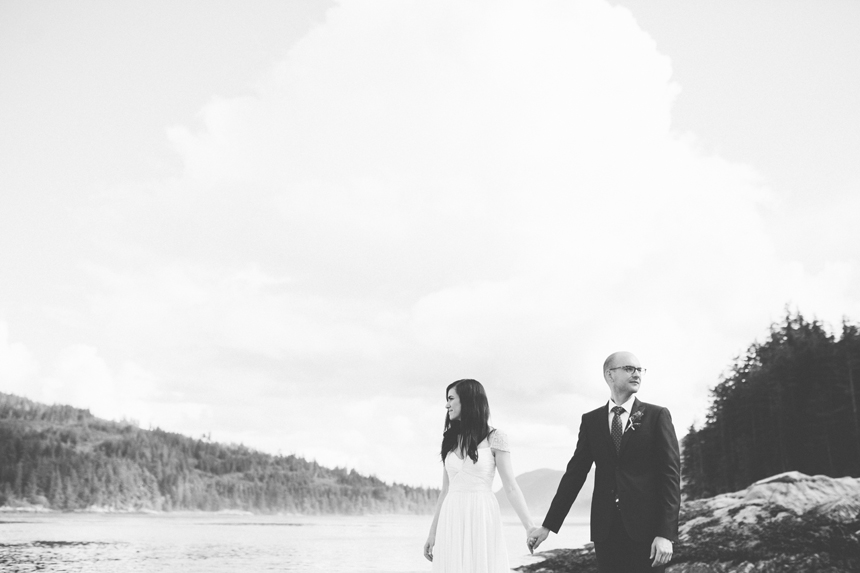 Pacific Northwest Destination Wedding Photography