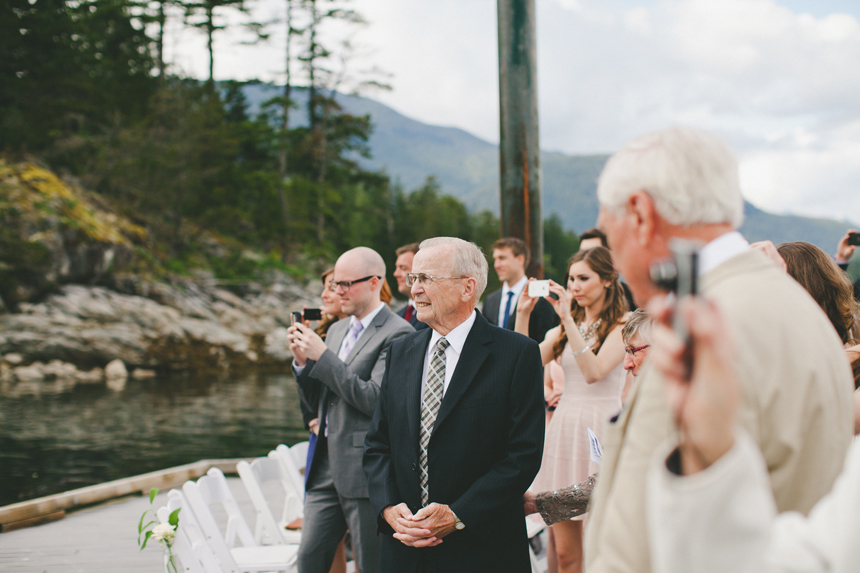 Gulf Island Destination Wedding