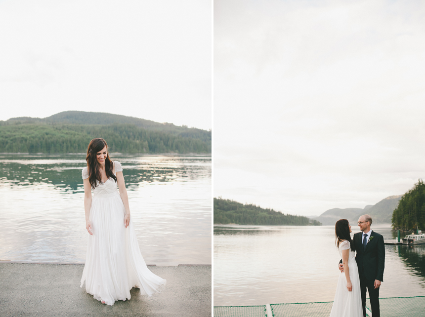 Gulf Island Destination Wedding Photographers