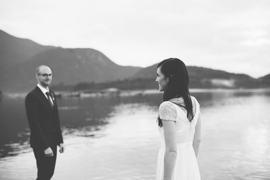 Gulf Island Destination Wedding Photos