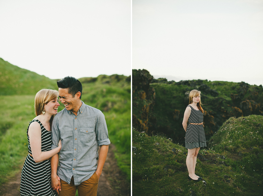Iceland Engagement Photos