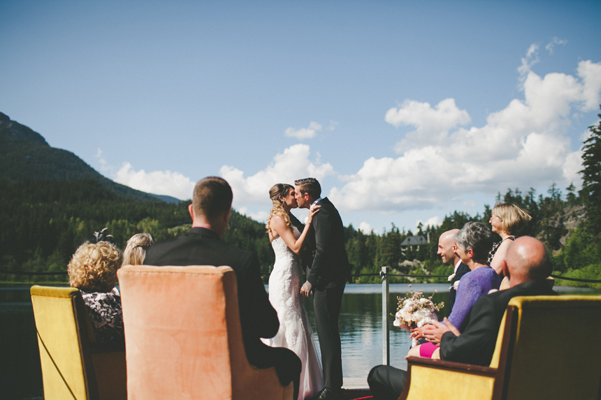 Whistler Elopement Photography