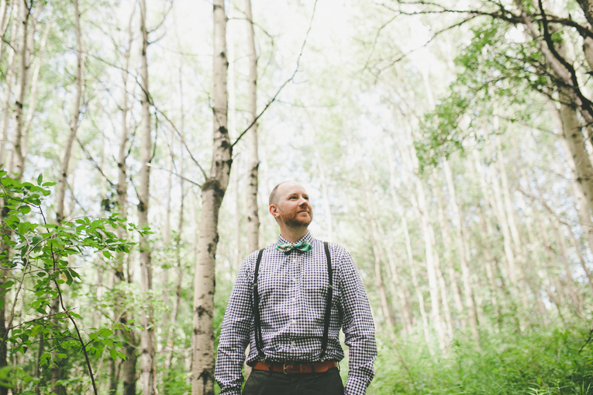 Alberta Destination Wedding Photography