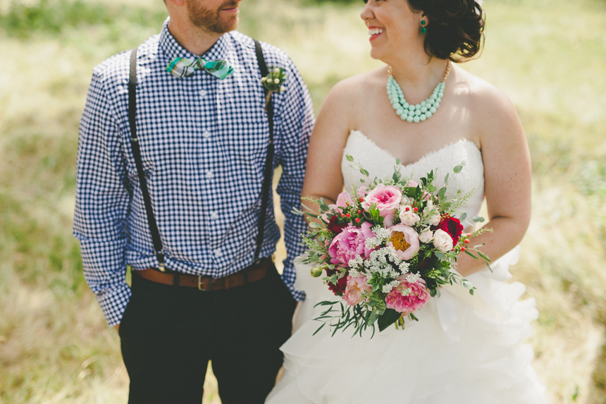 Alberta Farm Wedding Portraits
