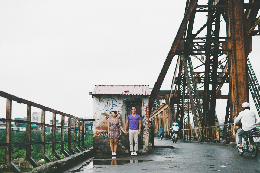 Hanoi Engagement Photography
