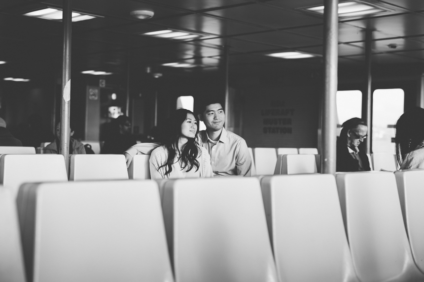 Vancouver Seabus Engagement