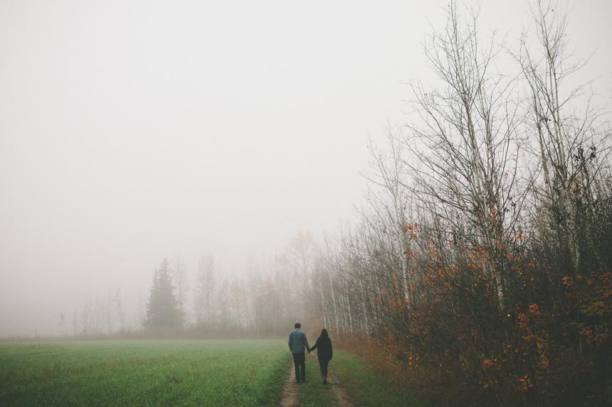 Terrace BC Engagement Photos