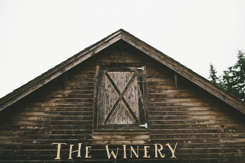 Starling Lane Winery Destination Wedding