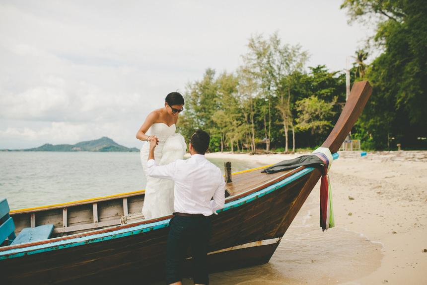 SE Asia Destination Wedding