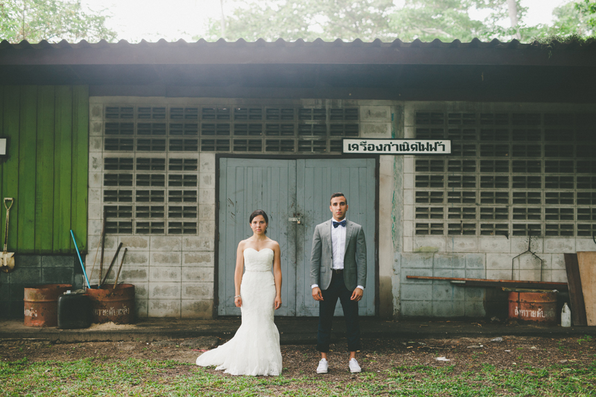 SE Asia Elopement Photos