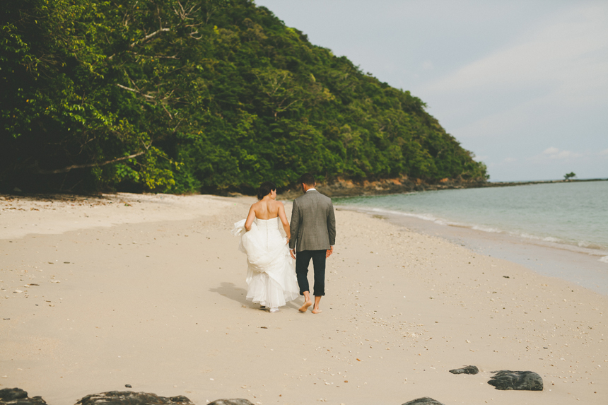 Thailand Elopement Photography
