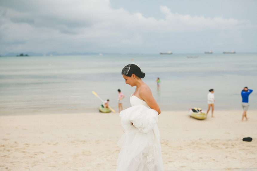 Thailand Destination Wedding Photos